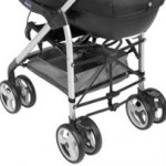 Колеса коляски Chicco Travel System Trio Sprint