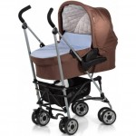 люлька Hauck Buggy Turbo Plus Trio Set